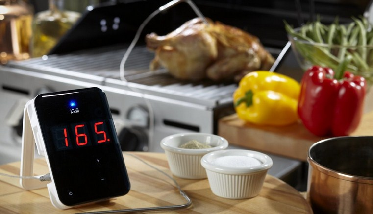 Barbecue Accurate Thermometer 2
