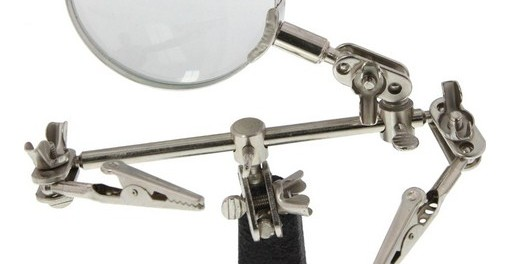 Hands Free Magnifying Glass
