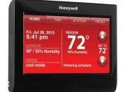 Honeywell Wifi thermostat voice control