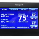 Honeywell Wifi thermostat voice control 2