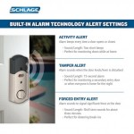 Schrage Camelot Touch Screen Deadbolt 2
