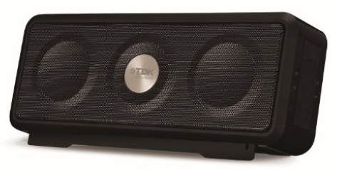 Tdk Life on Record 33 Wireless Weatherproof Speaker
