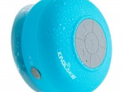 Waterproof wireless Bluetooth shower speaker review