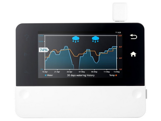Wifi Irrigation Controller