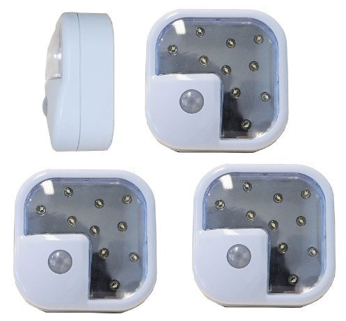 Wireless Motion Sensor Light Switch