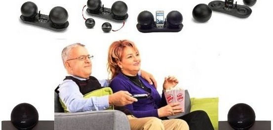 Wireless TV Speakers for Hearing Impaired 2