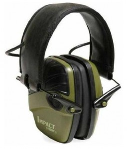 Impact Sport Electronic Earmuff Review